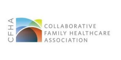 Logo of CFHA Collaborative Family Healthcare Association