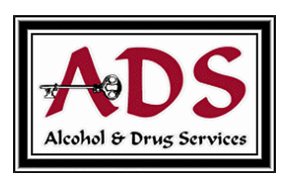 Logo for ADS - Alcohol & Drug Services